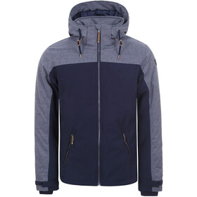 Icepeak Alsen Softshell Jas Heren, dark blue